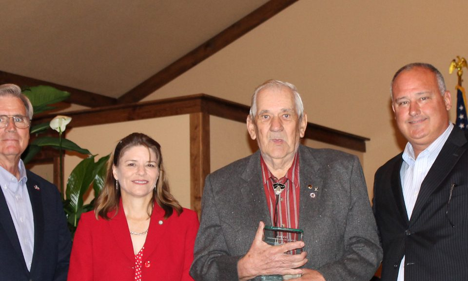 Mike Connors, Texoma Regional Citizen of the Year 2012