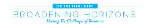 2013 Annual Report: Broadening Horizons