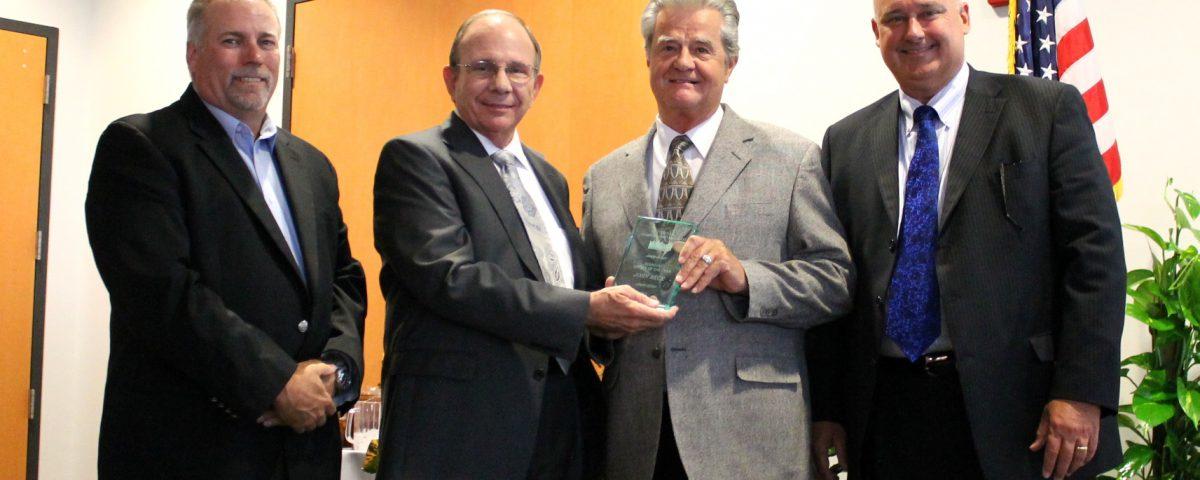 Mr. John Beck, Texoma Region Citizen of the Year Award Recipient for 2013