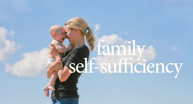 New Record for Achieving Family Self-Sufficiency