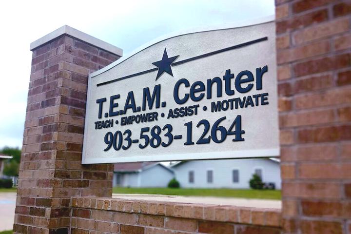 The TEAM Center Effect