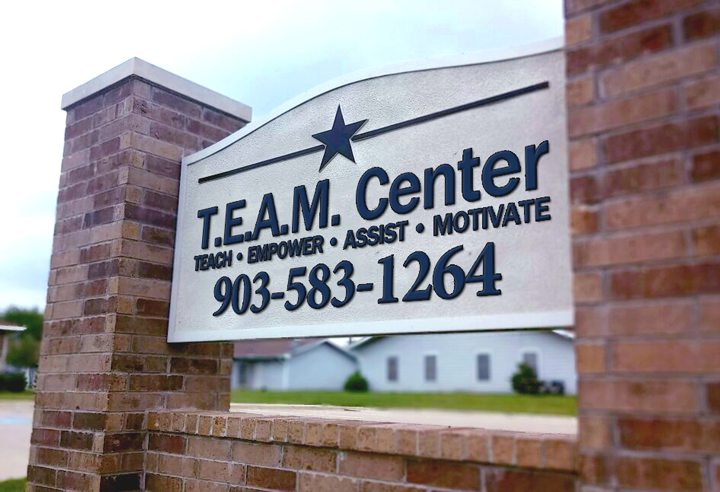 The TEAM Center Effect