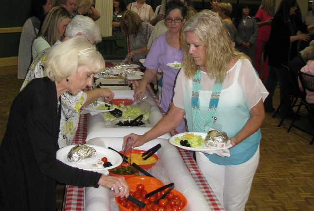 Caregiver luncheon raises money for programs, resources