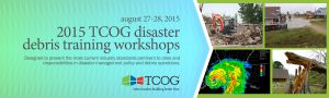 Debris Management Workshop Series