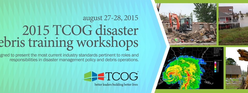 Debris Management Workshop Series