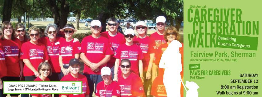 2015 Caregiver Celebration Walk