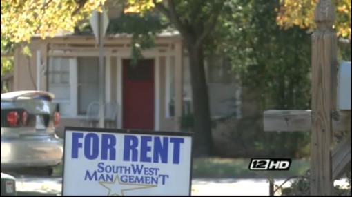Increasing demand for rental property