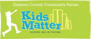 Kids Matter Grayson County Community Forum