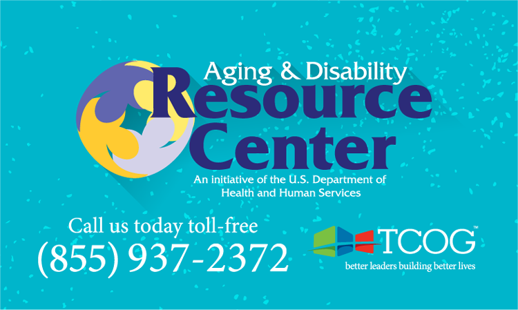TCOG's Aging & Disability Resource Center Announces Toll-Free Number