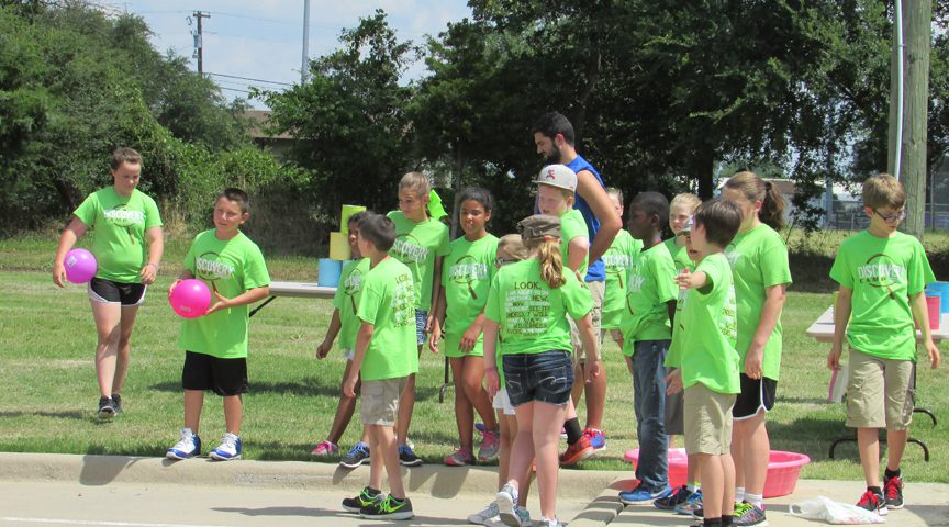 TCOG's Public Housing Program Kicks Off Summer In Style