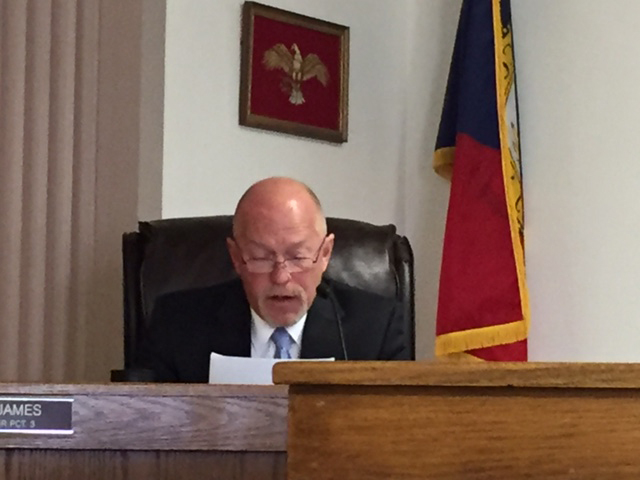 Grayson County considering its relationship with TCOG
