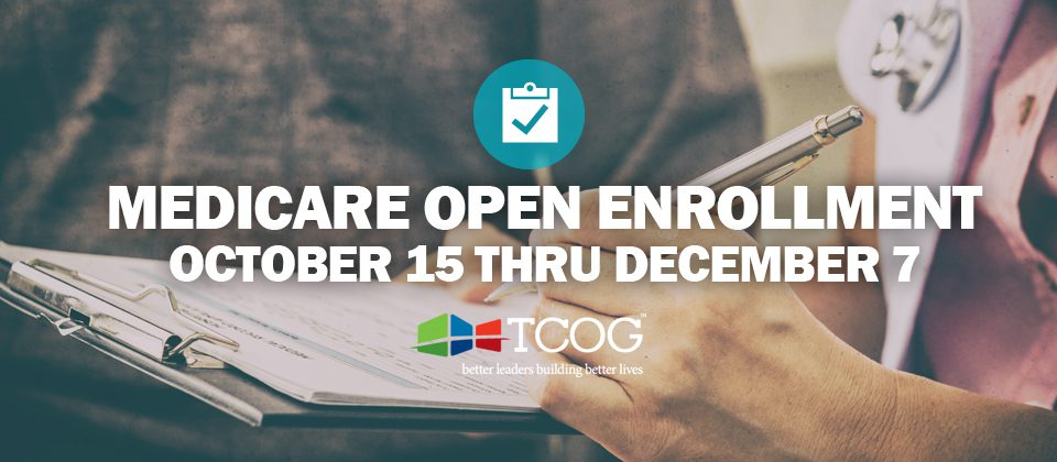2016 Medicare Open Enrollment