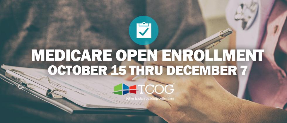 2016 Medicare Open Enrollment