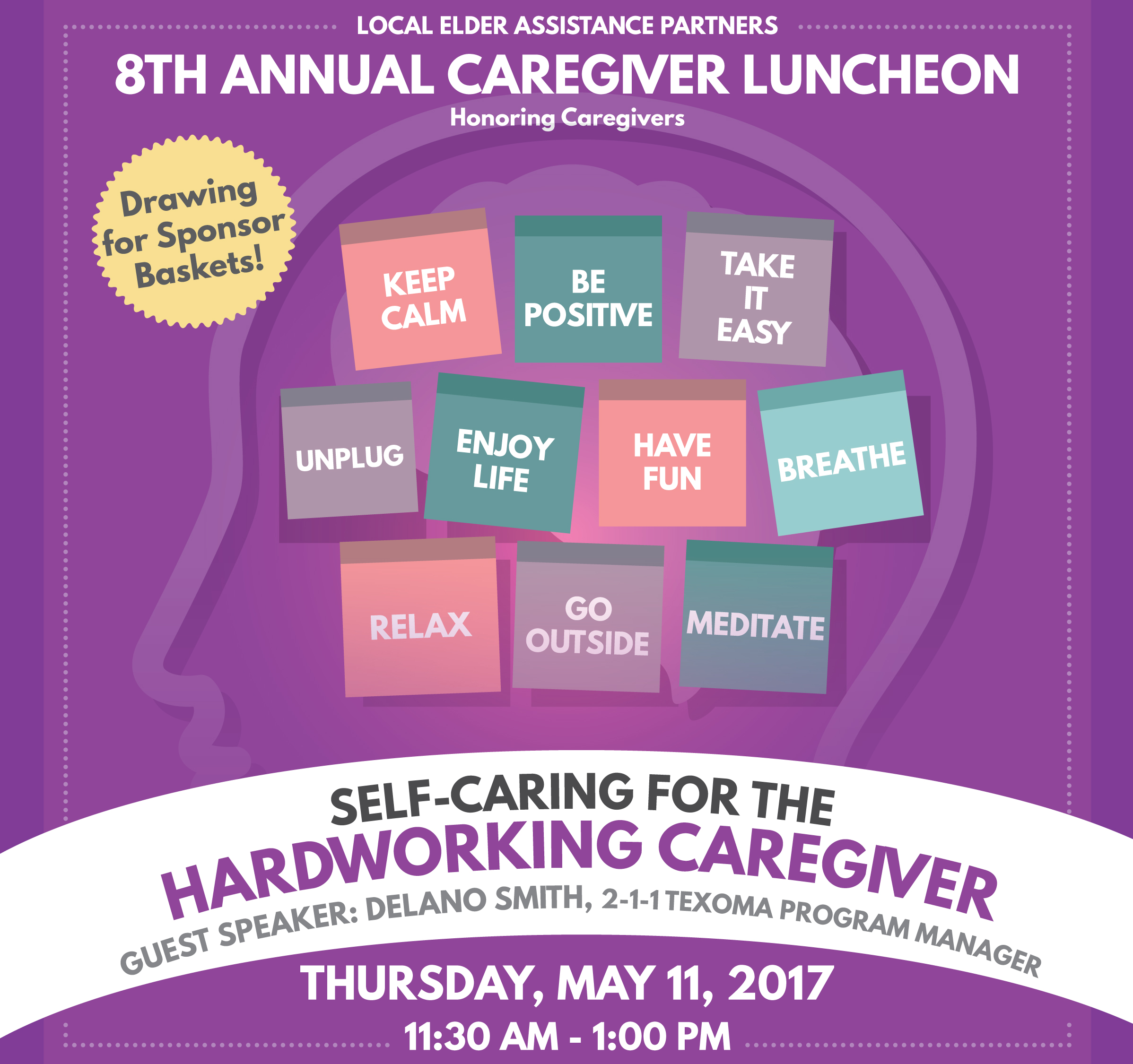 8th Annual Caregiver Luncheon