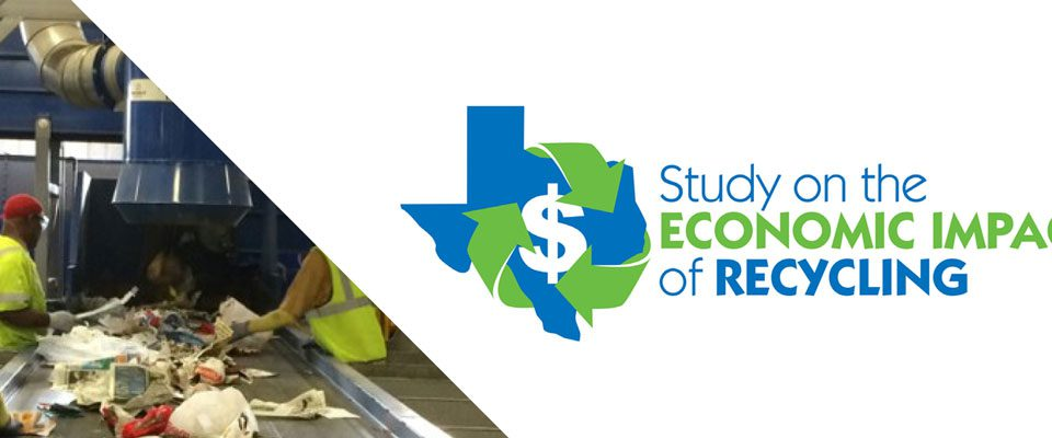 Study on the Economic Impacts of Recycling