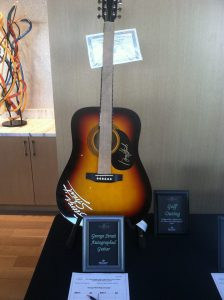 Autographed by George Strait