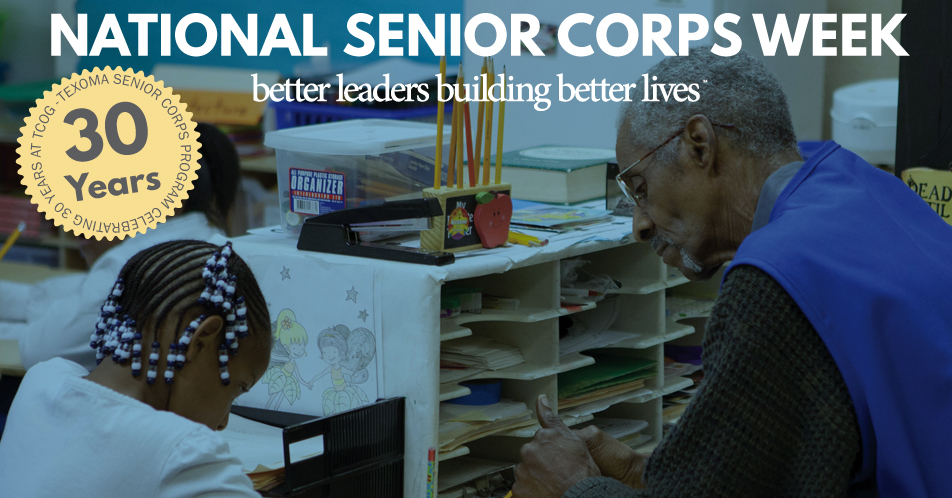 Texoma Senior Corps Salutes Volunteers during National Senior Corps Week