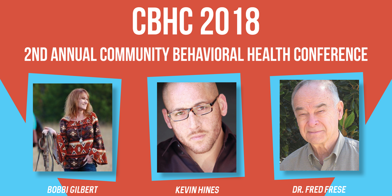 Community Behavioral Health Conference 2018