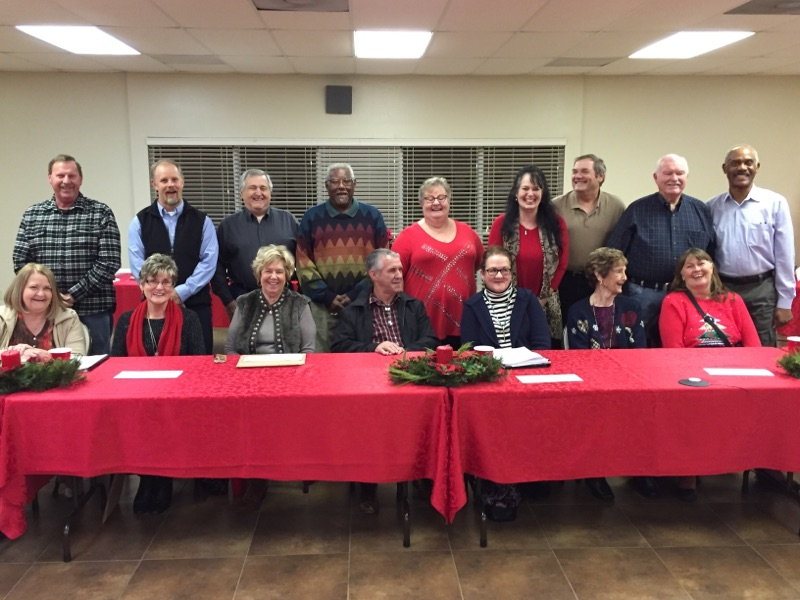 TCOG's Public Housing Program- Texoma Housing Partners (THP)- Celebrates Successful Year