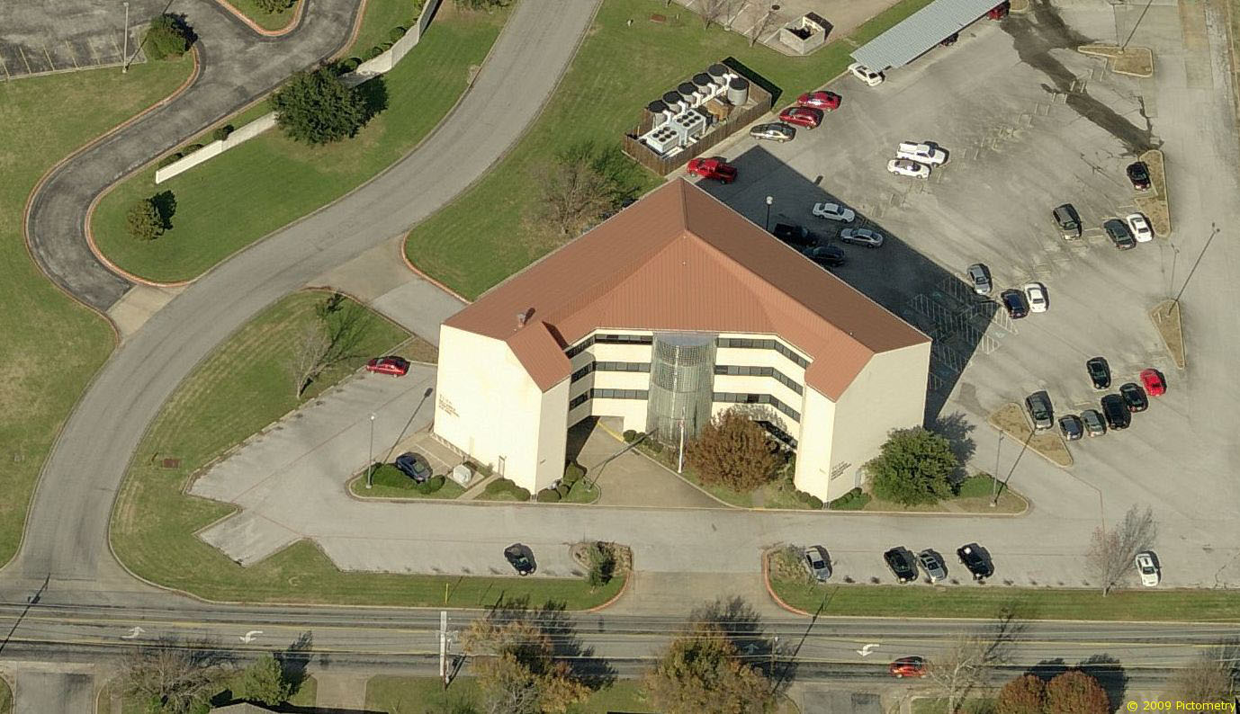 Sample Aerial of TCOG Building