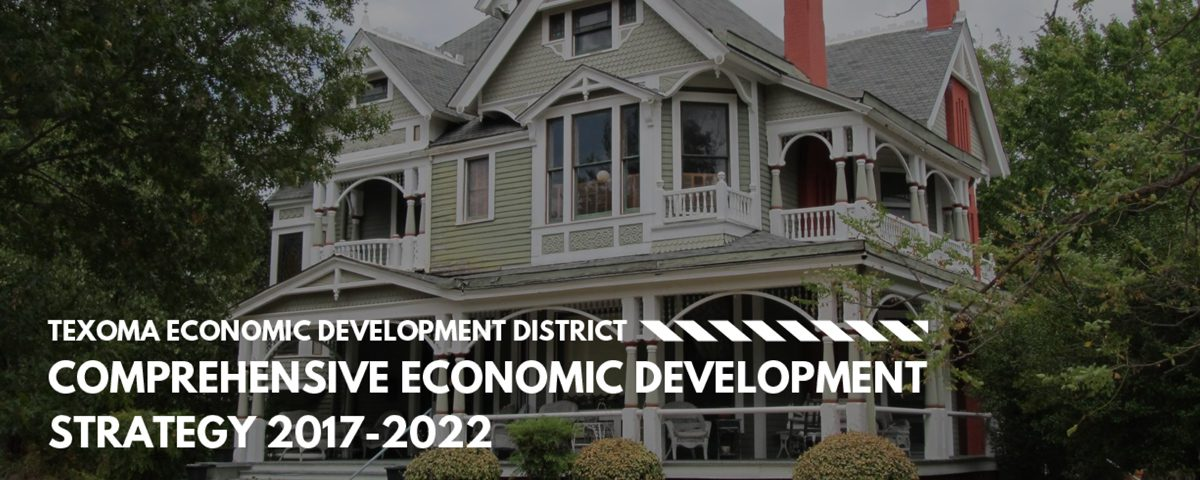 Texoma Economic Development District | Comprehensive Economic Development Strategy 2017-2022