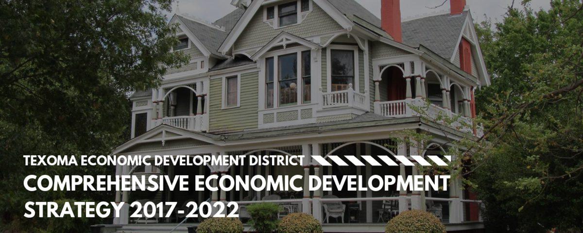 Texoma Economic Development District | Comprehensive Economic Development Strategy 2017-2022