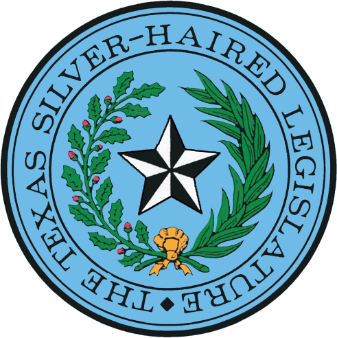 Texas Silver-Haired Legislature logo