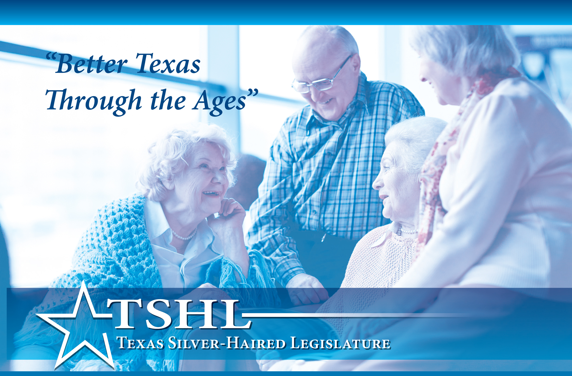 Texas Silver-Haired Legislature (TSHL)