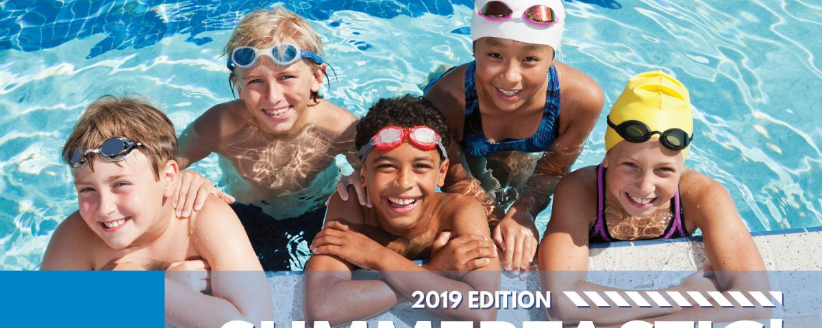 Summertastic! Texoma Youth Activity Guide, 2019 Edition